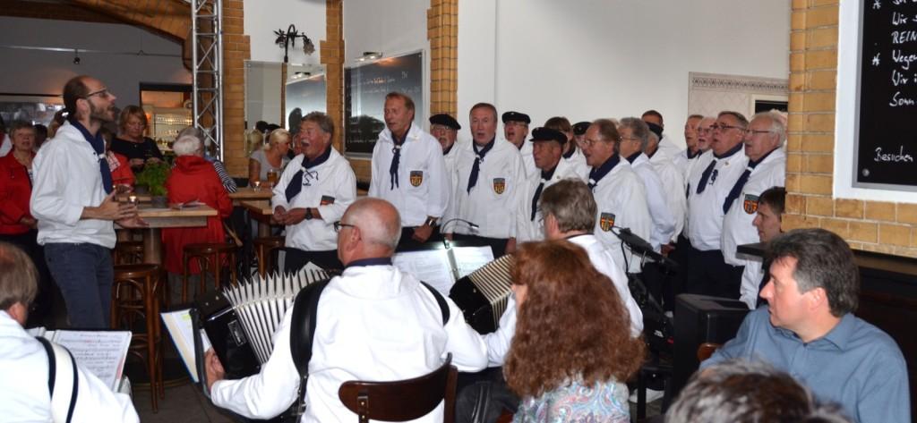 18. Juni 2016, Auftritt im Lukas Essen Kupferdreh